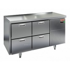 Стол морозильный HiCold GN22BTO